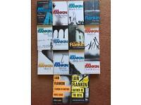 REBUS BOOKS IAN RANKIN x 14