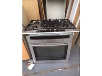 Stainless Steel Neff Gas Hob and Oven
