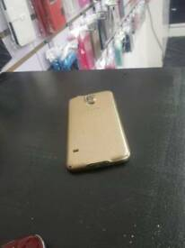 Samsung Galaxy S5 Gold (Unlocked)