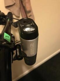 Cycliq fly 12 camera bike and light