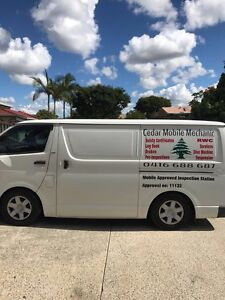 Cedar mobile mechanic and RWC $80 Calamvale Brisbane South West Preview