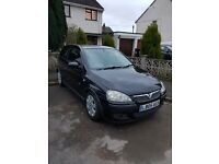 Vauxhall Corsa 1.2 Twinport SXI, in Black, 3dr