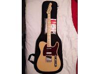 Fender nashville telecaster - didsbury - 500 ono