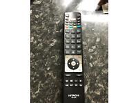 Hitachi Panasonic toshiba remote control