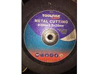 Metal cutting discs x32