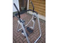 Air Walker (Carl Lewis Fitness - Foldable Air Walker)