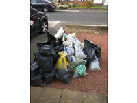 Wow! Free soil..around 60+ bags - take as much or as little as needed. Ideal for leveling garden.