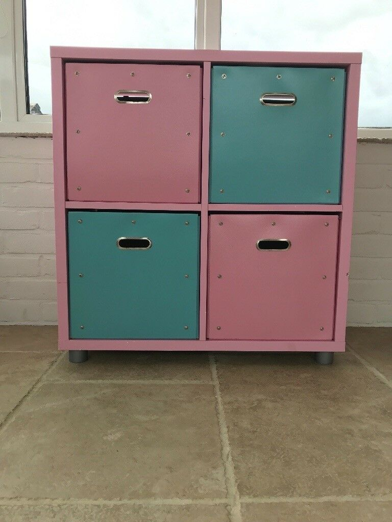 Children's Cube Storage Unit - John Lewis