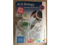 A2 AQA Biology and Chemistry
