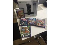 Xbox 360 Kinect special edition & games