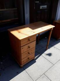 Pine dressing tables