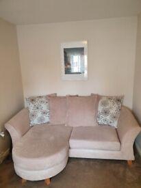 DFS sofa 2 & 3 seater