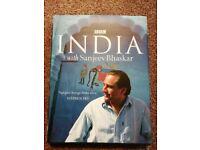 India hardback book