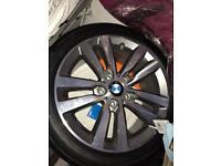 New BMW Alloy Wheels & Tyres