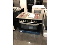 New Kenwood dual fuel range cooker
