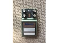 Maxon TOD9 Overdrive - Guitar pedal
