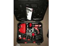 Brand New Milwaukee 4 in 1 Cordless Driver Set With 2 Batteries