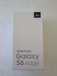 Brand New!!! Samsung S6 edge, 32 GB, Unlocked, all networks + Warranty