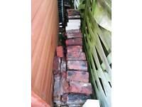 Reclaimed Georgian copper slag bricks