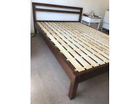 Muji Double Bed