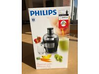 Philips HR1832 Compact Juicer, 1.5 Litre. Unused still wrapped in box