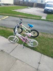 Kids bicycle