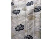 2 pairs beautiful full length curtains B94