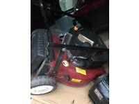 2 x Petrol mowers spares or repairs