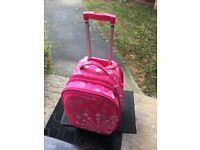 Cabin luggage and travel bag