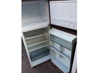 basic old upright fridge freezer - Xmas storage solution? Wantage