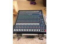 Yamaha MG206c mixing Console 20