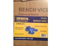 Irwin bench vice ( tools )