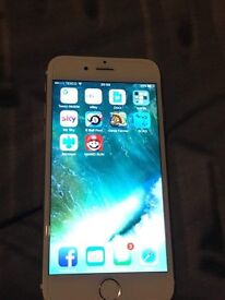 iPhone 6s 64GB Gold Tesco Network