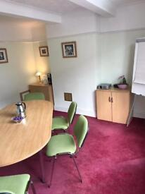 Flexible office space/meeting/ training room