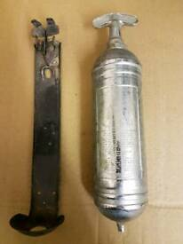 Pyrene Junior fire extinguisher