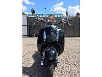 Lingben moped