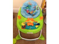 Baby Einstein play Mat and walker