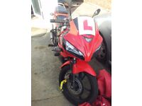 CBR 125 First to see will buy