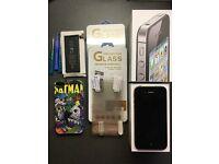 Iphone 4s 32GB Black, factory unlocked