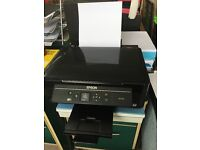 Epsom XP312 Multi Function, wth cables and ink cartridges