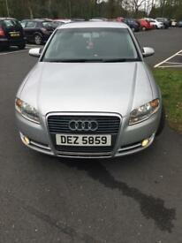 For sale Audi A4 or swap left hand drive