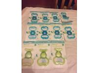 Brand new baby teether each £3