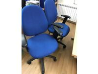 2 xc office chairs (free). Must collect.