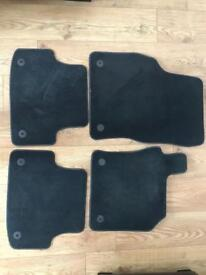 Genuine Audi A3 Tailored Floor Mats