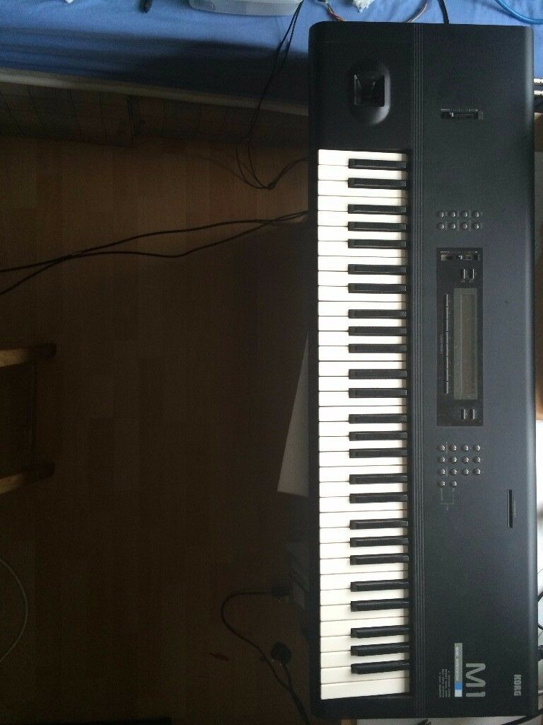 Korg M1 synthesizer, music workstation with Owners manual and Guide book |  in Carryduff, Belfast | Gumtree