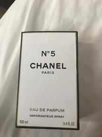 N5 channel Paris Eau de parfum 100ML