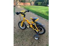 Raleigh MX child bike - excellent condition