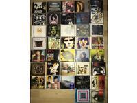 Job lot 120 cd collection rock indie 60s Brit pop