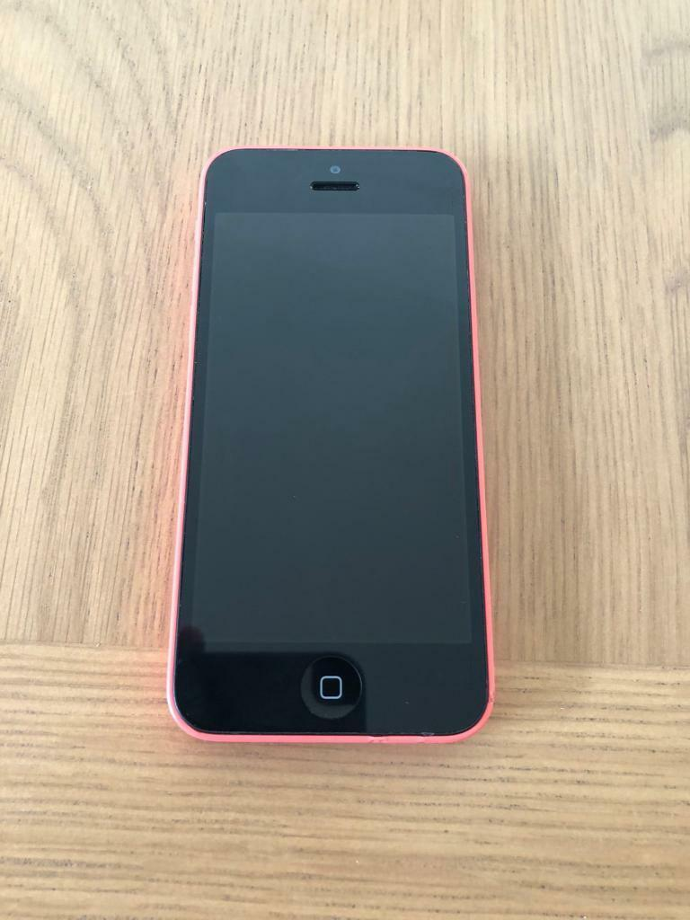 Iphone 5c Pink (any network)