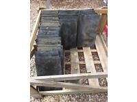 Approx 200 x reclaimed Welsh Slates